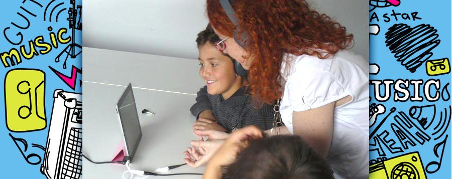 Creo dunque suono: atelier di creazione sonora per i giovani ✍
